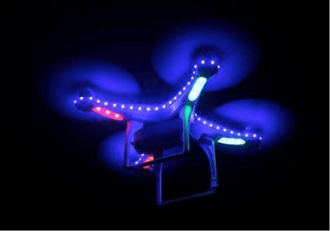 drone accessories led lights