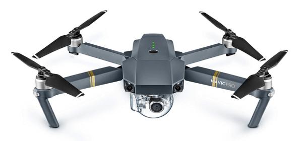 dji mavic camera drone