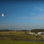 BVLOS drone flight