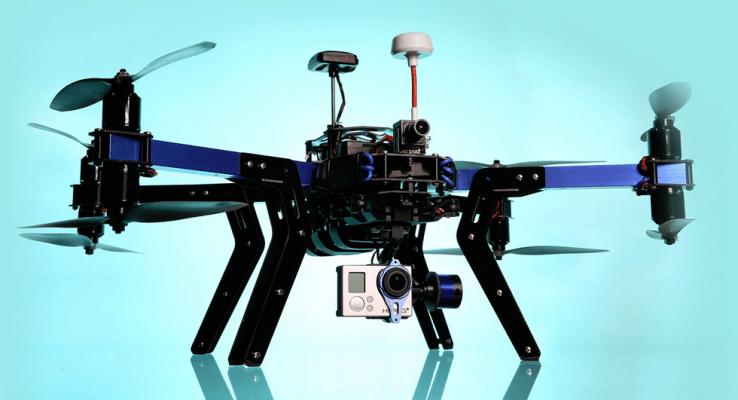 3d robotics flight control app developers