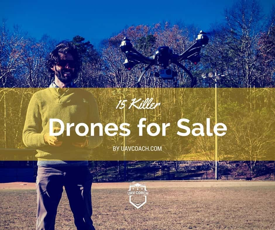 Top Drones for Sale