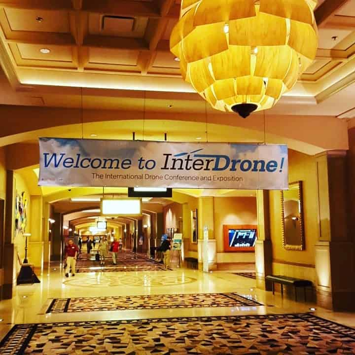 interdrone drone uav conference