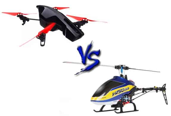 Are Quadcopters Better Than Rc Helicopters Uav Coach