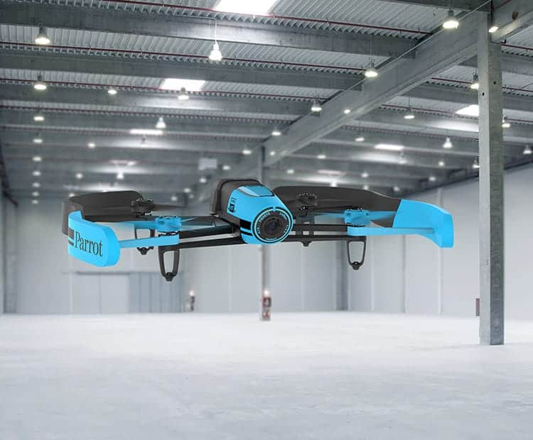 Parrot professional drones