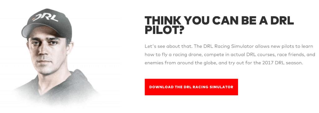 fpv drone racing simulator