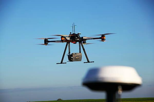 LiDAR for Drones: The Groundbreaking Technology that's Changing the
