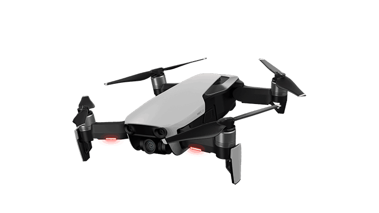 DJIs New Mavic Air Combines Best Features From The Pro And