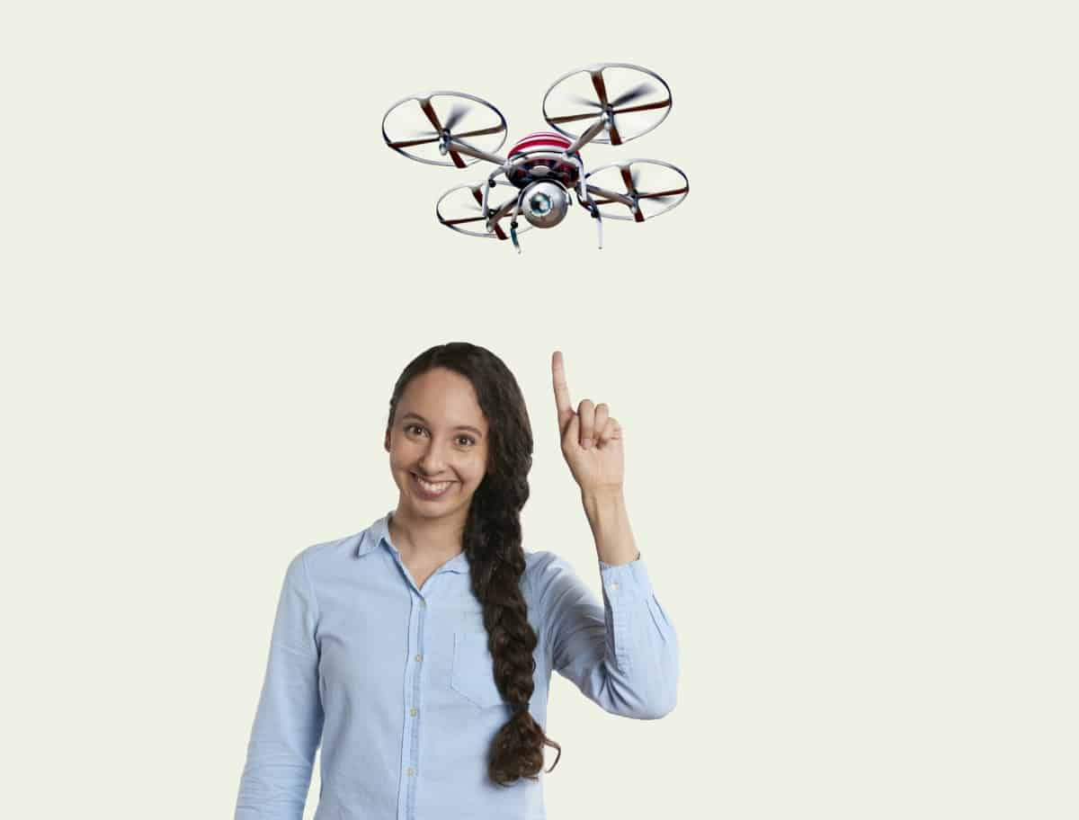 High School Scholarship Online Drone Training