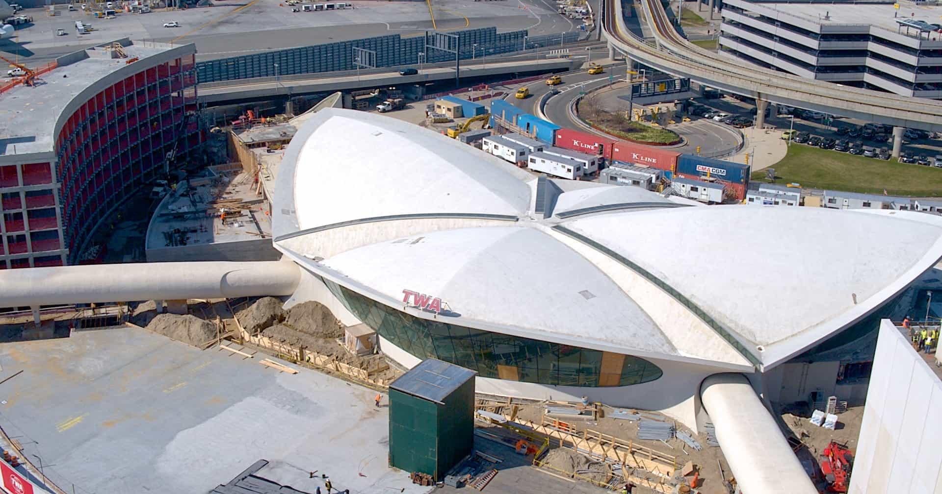 JFK Drone Flight-Cinematic Aerospace