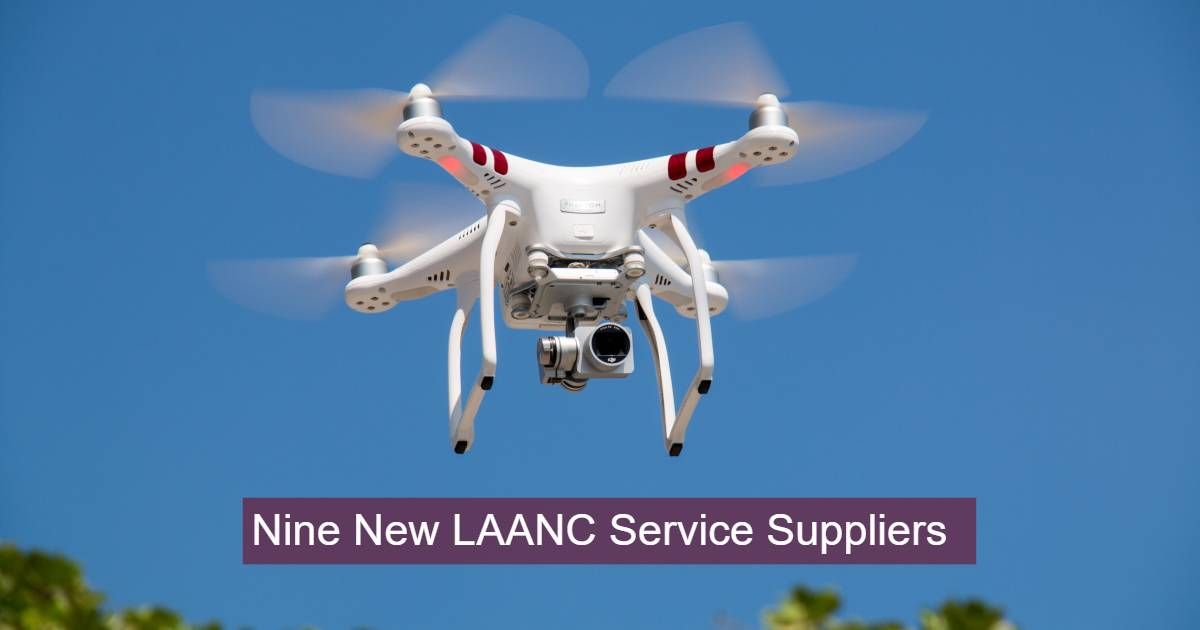 LAANC Service Suppliers