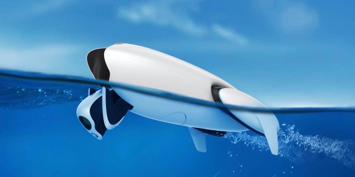 PowerDolphin Underwater Drone