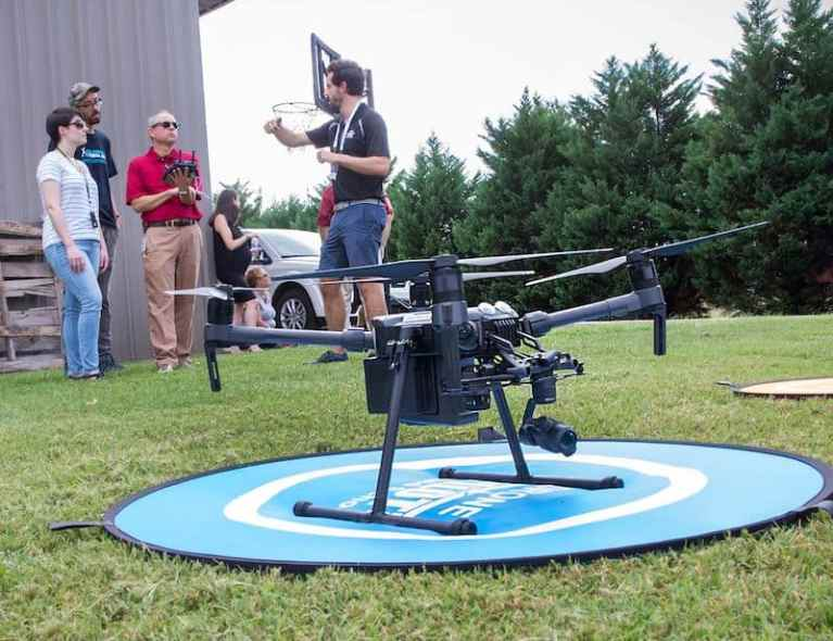 enterprise drone training