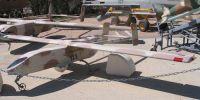 An Israeli IAI Scout UAV.