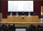 """Videos form the Conference """"Climate Change: A view from Catalonia"""""""