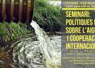 Seminar: EU politics on Water and International Cooperation