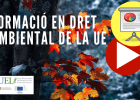 Videos and Slides of the seminar: Training in EU Environmental Law (2018-2019 Edition)