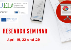 Research seminar (2020-2021 Edition)