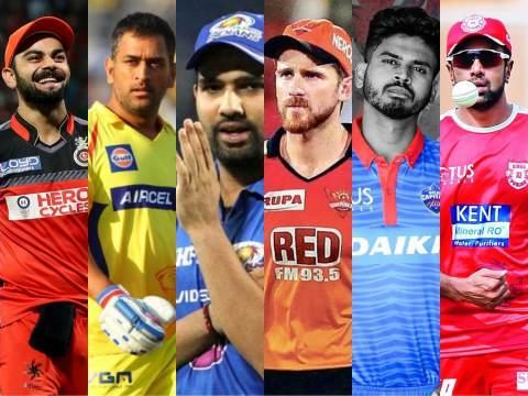 IPL 2019 Today Match