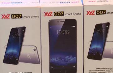 XYZ 007 Mobile