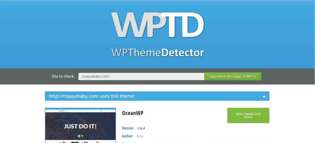 5 Cara Semak Tema dan Plugin Website 6