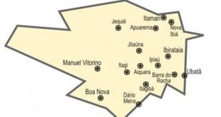 Reunião discutirá novos limites de municípios do Médio Rio de Contas