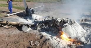 Avião cai em Luís Eduardo Magalhães e empresário morre