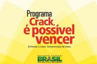 Bahia confirma adesão ao programa federal de combate ao crack