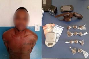 Jovem de 16 anos, acusado de vários crimes, é apreendido em Ibirataia
