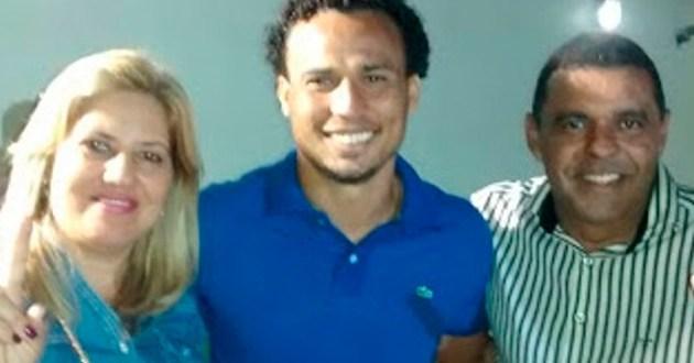 Ubatã: Pré-candidata Rosana recebe importante apoio de jogador de futebol famoso