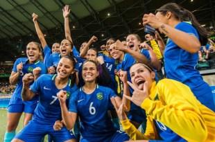 Brasil vence nos pênaltis a Austrália e fica com a vaga na semifinal