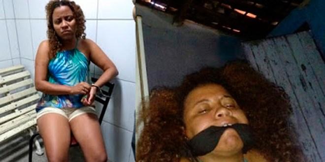 Brasil: Professora é presa acusada de forjar próprio sequestro e pedir resgate a família