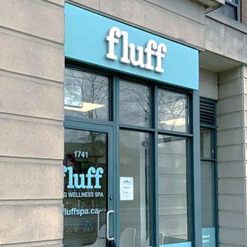 Fluff Dog Wellness Spa
