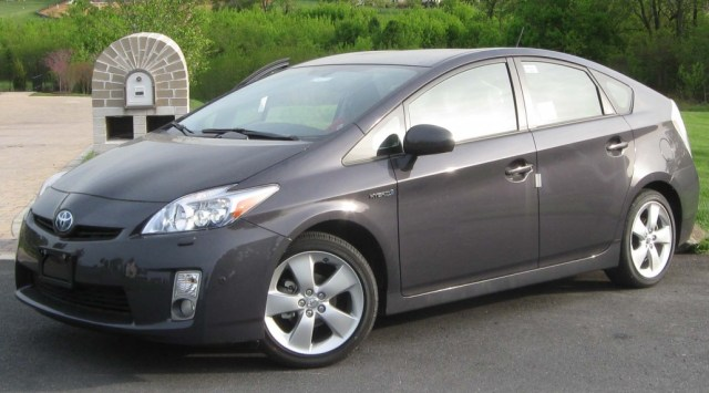 Toyota Prius Hybrid Is the Preferred Car For Uber
