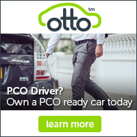 Rent-To-Buy a PCO Vehicle From Otto
