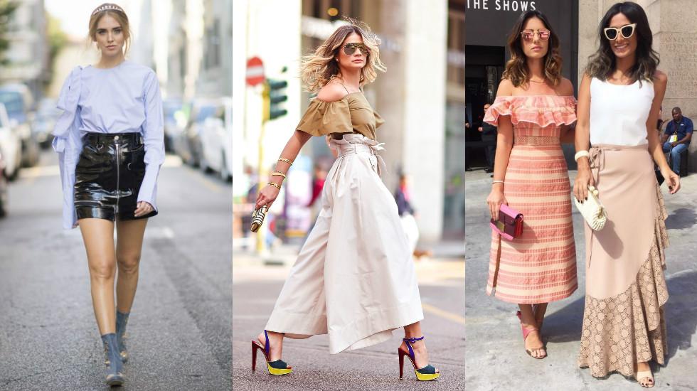 Street Style de Milão|verão 2017