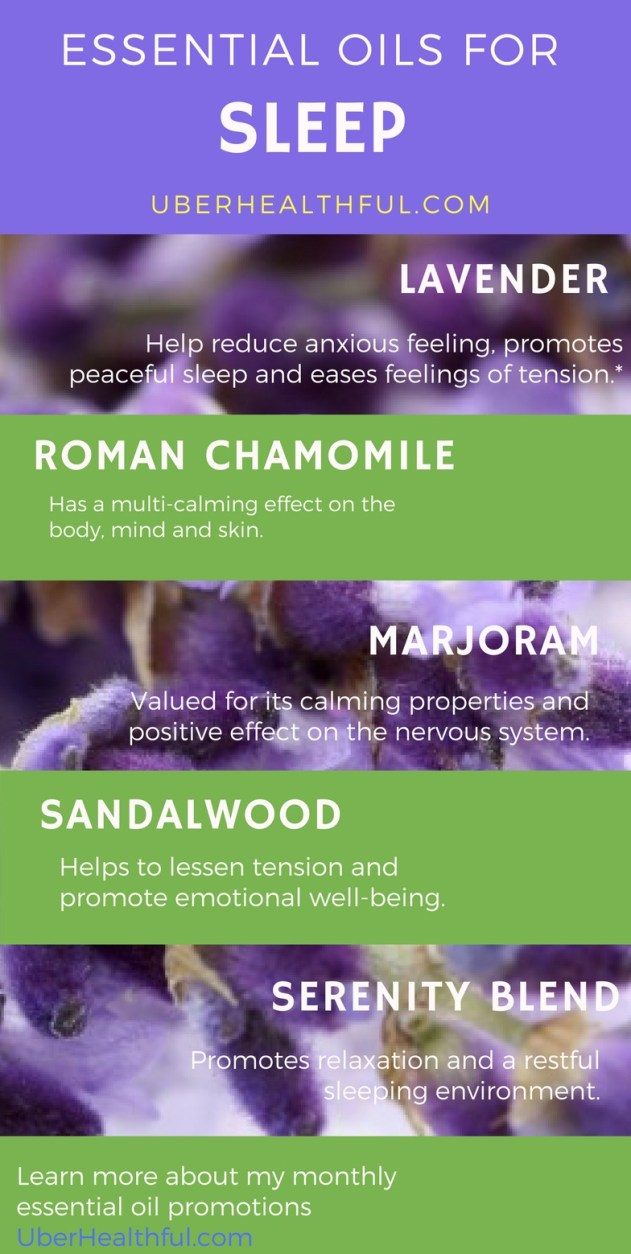 Use these 5 best essential oils for insomnia