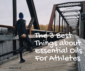 The 3 Best Things about Essential Oils For Athletes