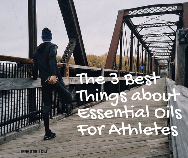 Best essential oils for athletes