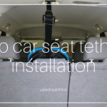 How to Use Car Seat Top Tether on Honda CRV 2014