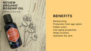 Zongle Organic Rosehip Oil Review and Benefits