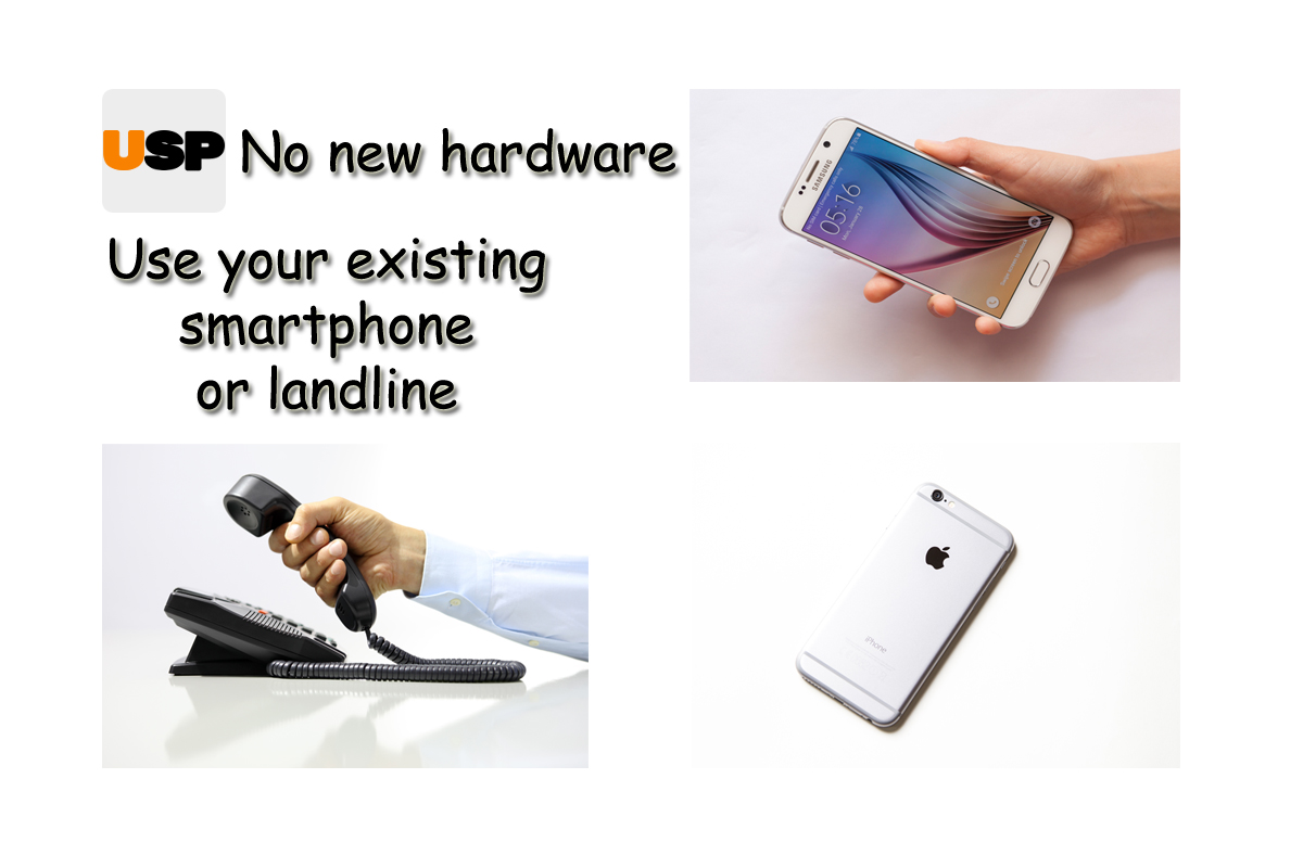 No New Hardware.