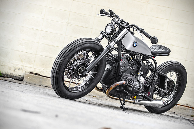 K-Speed offers all exclusive BMW R100 Bobster