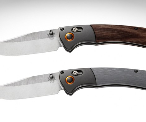 Crooked River's folding knife