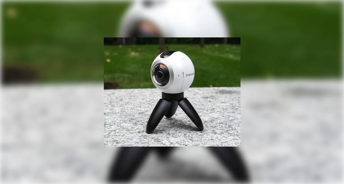 Samsung Gear 360 Portable VR Camera