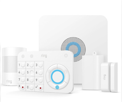 Ring Smart Home Security System