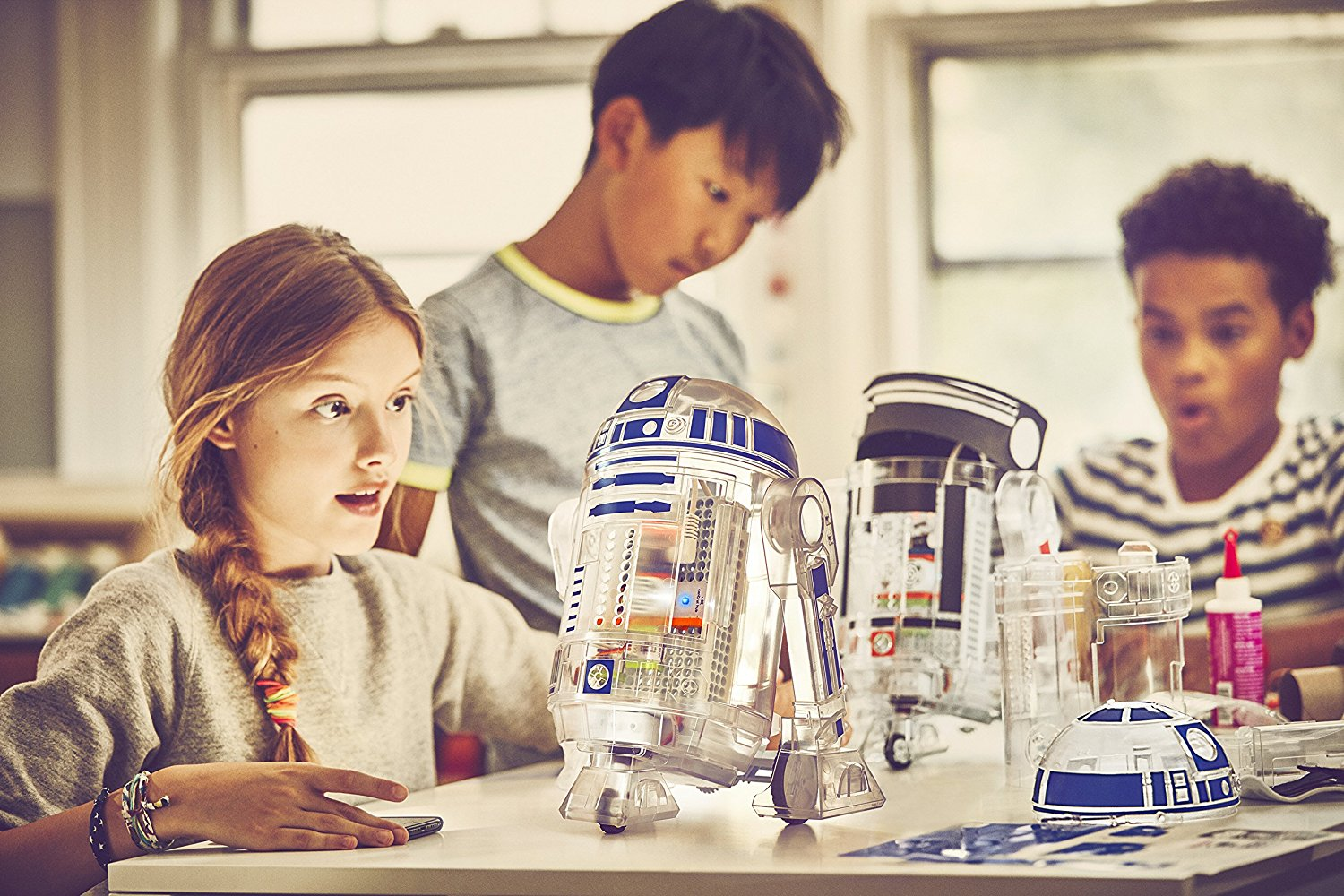 Star Wars R2D2 Droid Inventor Kit by littleBits