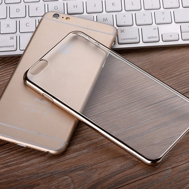 Devia Thin Transparent iPhone Case