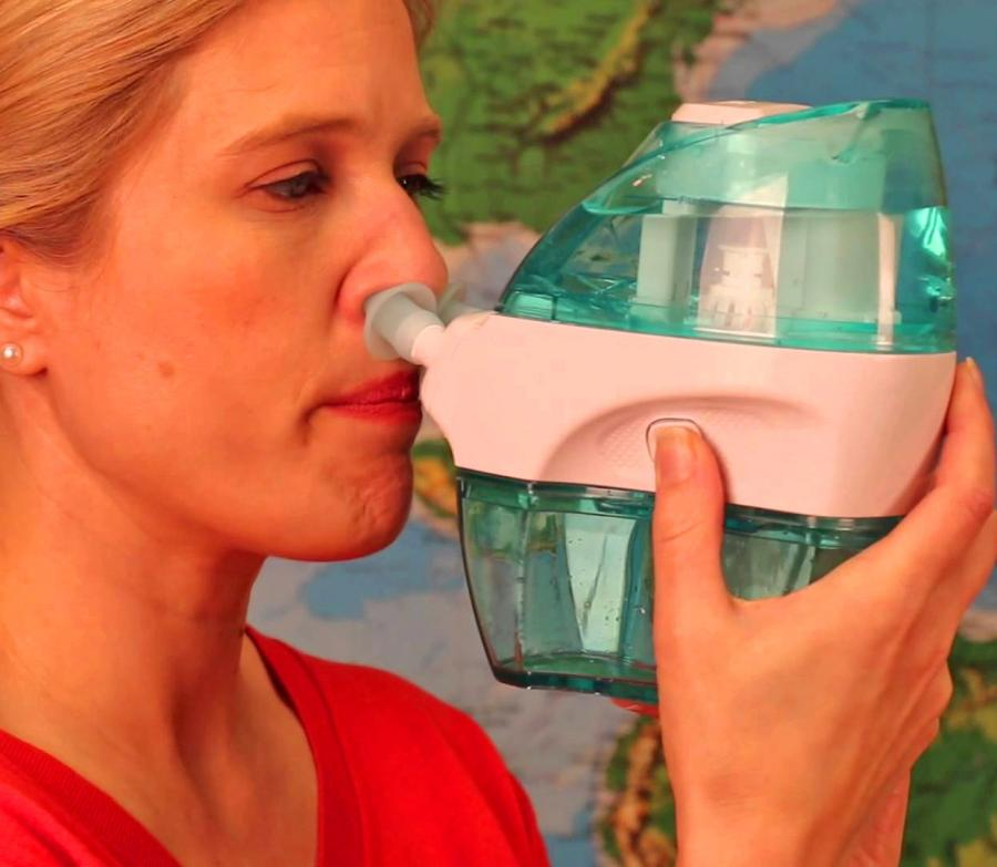 Navage Sinus Cleaner – Cleans Out Sinuses In Seconds