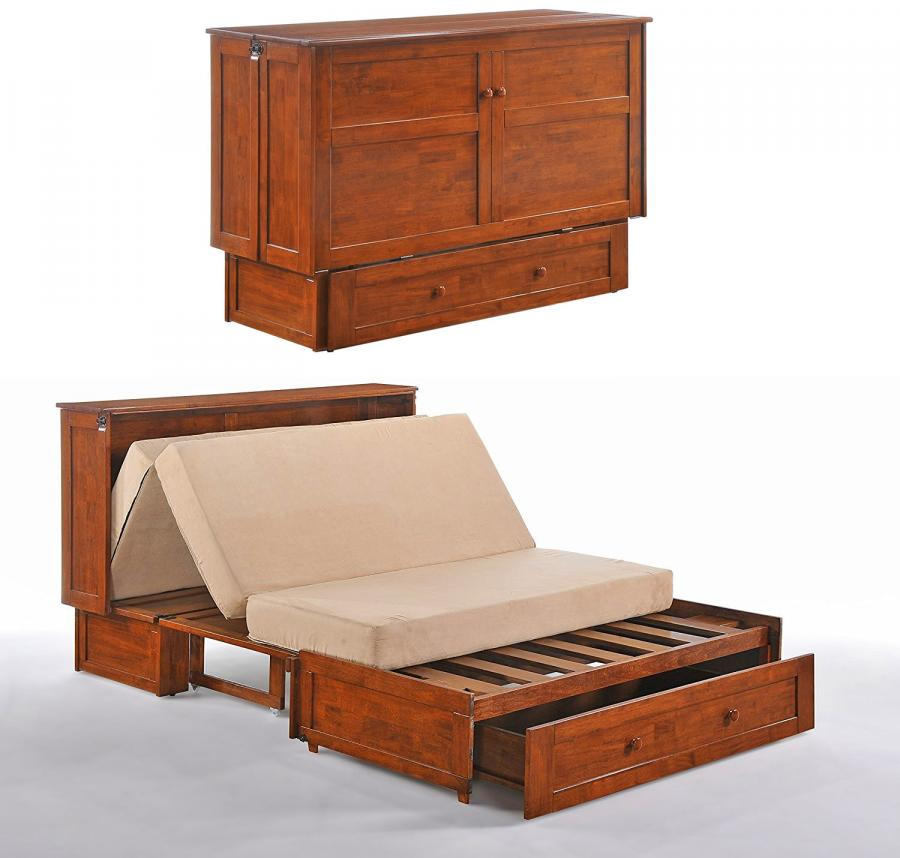 Murphy Cabinet Bed: A Cabinet That Transforms Into a Queen Bed