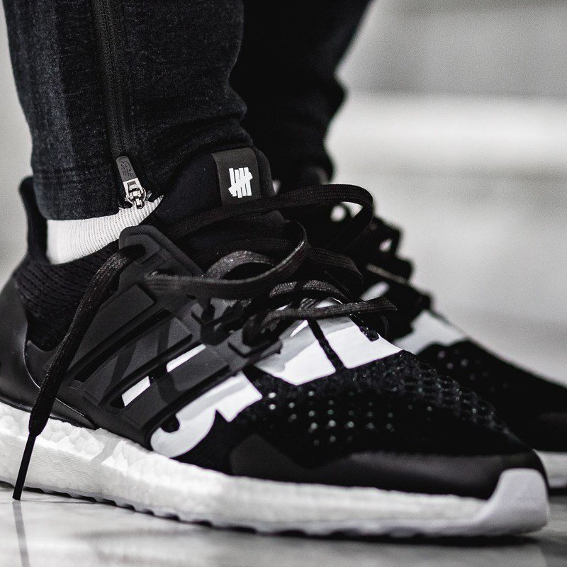 the best attitude 78fc8 b3399 Adidas Ultra Boost 1.0 UNDFTD Black - Uber Wants